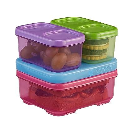 Rubbermaid Lunchblox Kid s Tall Lunch Box Kit c23e77c55a7d