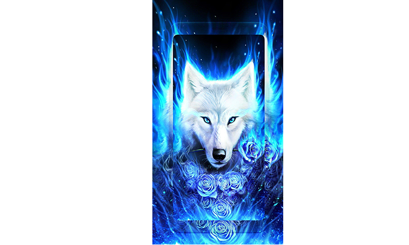 Amazon Com Fantasy Wolf Wallpapers Fantasy Wolves Wallpapers