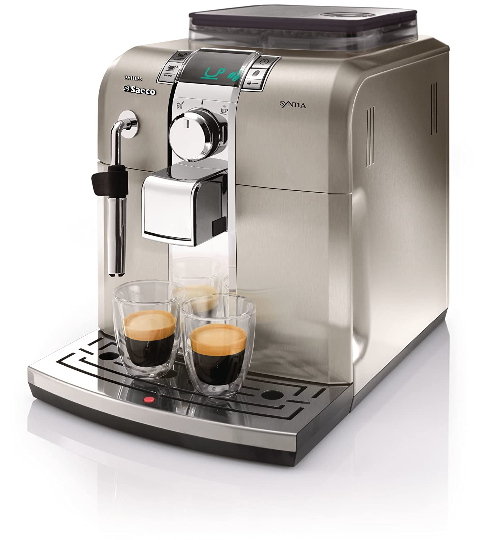 Amazon.com: Saeco – Syntia SS automática espresso Machine ...