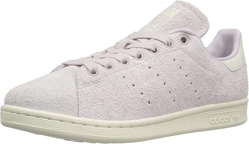 e66f4fe6f8a adidas Originals Women's Shoes Stan Smith Fashion Sneakers, Ice Purple Ice  Purple Legacy, 5