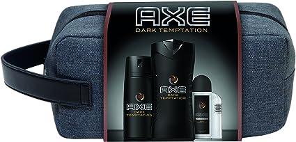 Axe Dark Temptation Trio Neceser Pack Regalo: Amazon.es: Belleza