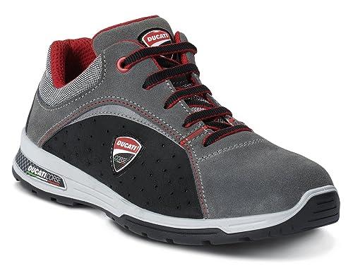 FTG Zapatos de Seguridad Ducati Racing Misano S1P SRC ESD, Seguridad Zapatilla de Alcance 12: Amazon.es: Zapatos y complementos