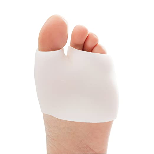 Ace Health Ball of Foot Cushions and Metatarsal Pads - Bunion Relief, Prevent Calluses and Blisters -Comfy Walk in Tight Shoes