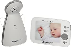 """Angelcare AC1320 Baby Breathing Movement Monitor with 3.5"""" Display"""