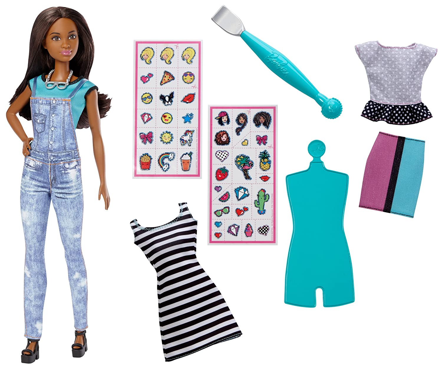 Clothes for Barbie do-it-yourself: we create fashion at home