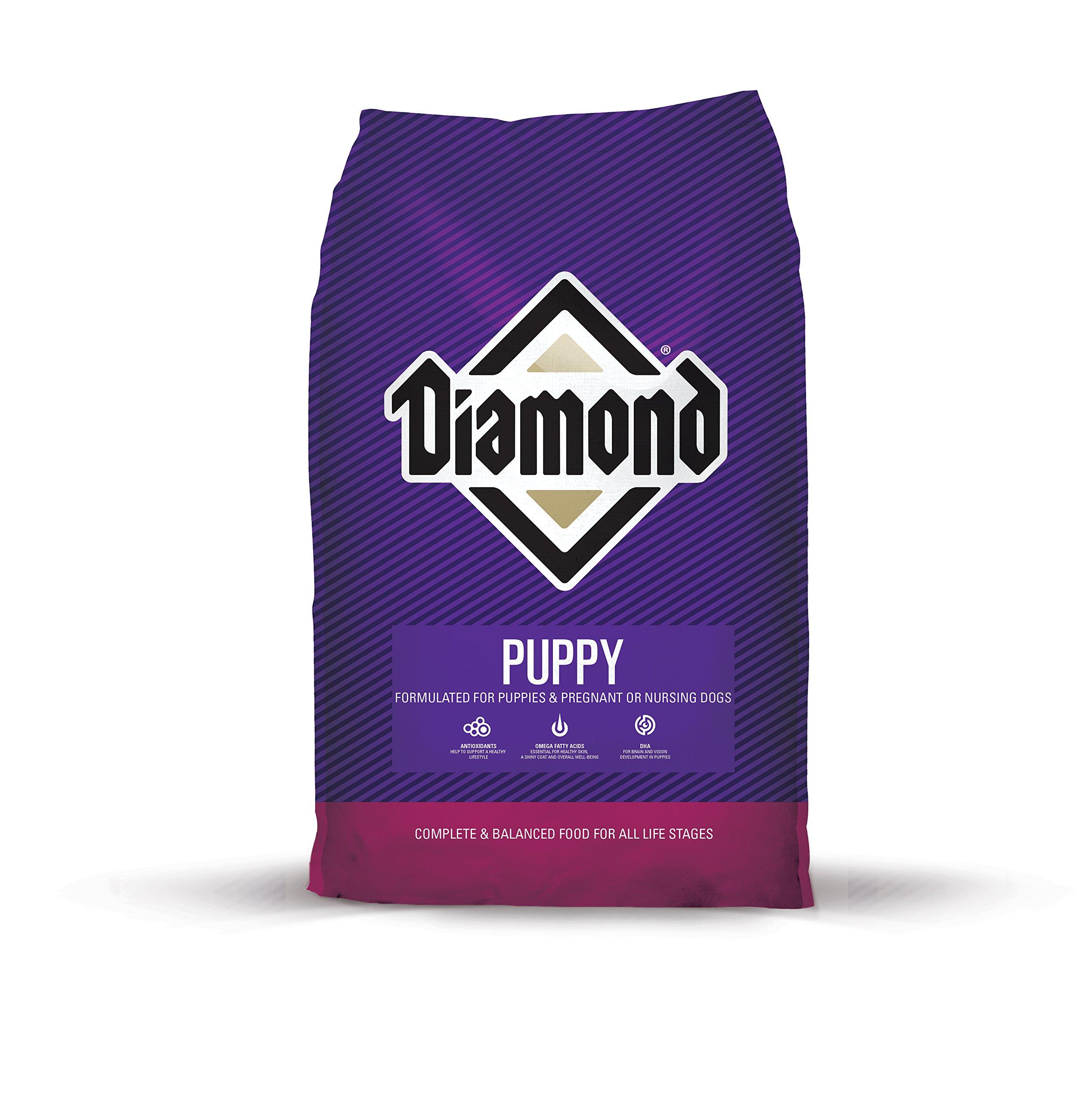 Diamond Chicken Flavor Dry Dog Food for Puppy, 40-Pound Bag