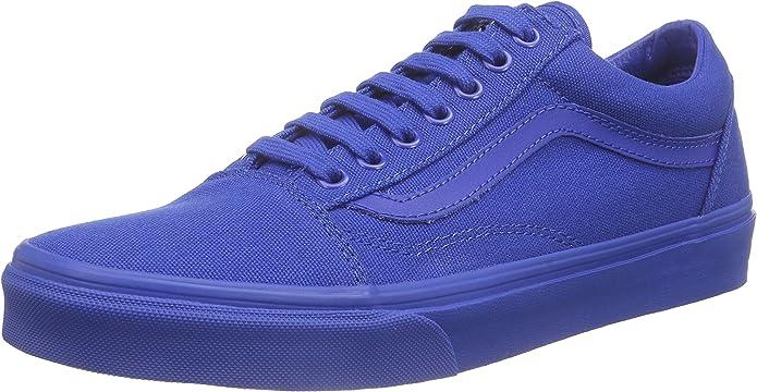 Vans Old Skool Sneakers Unisex Komplett Blau