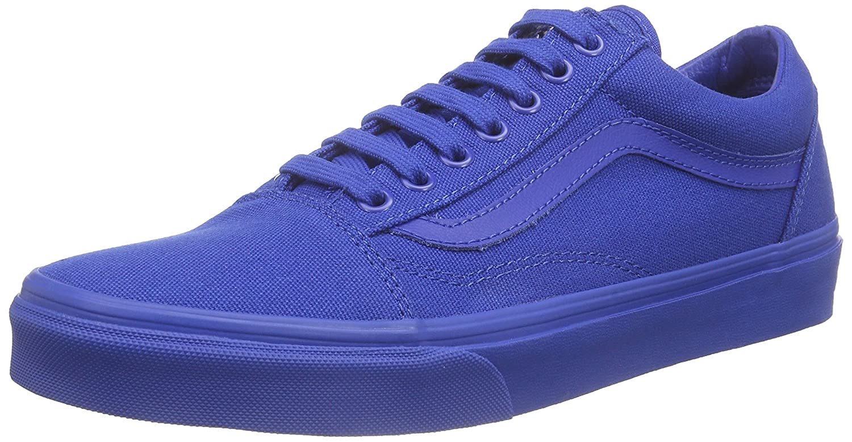 Vans Zapatillas, Unisex Adulto 41 EU|Azul (Nautical Blue)