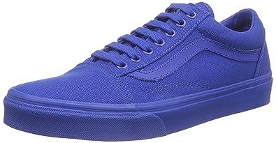 Vans V4OJ5XT - U Old Skool Nautical bleu - Bleu (Nautical bleu) - EU 40