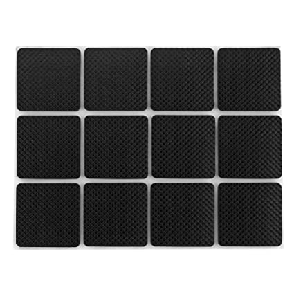 Shintop SelfStick Rubber AntiSkid Pad Piece Value Pack - Anti skid flooring material