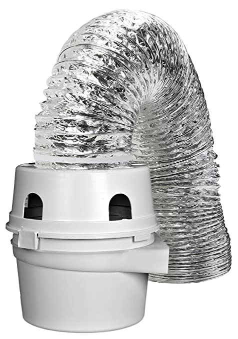 Amazoncom Dundas Jafine Tdidvkzw Proflex Indoor Dryer Vent Kit
