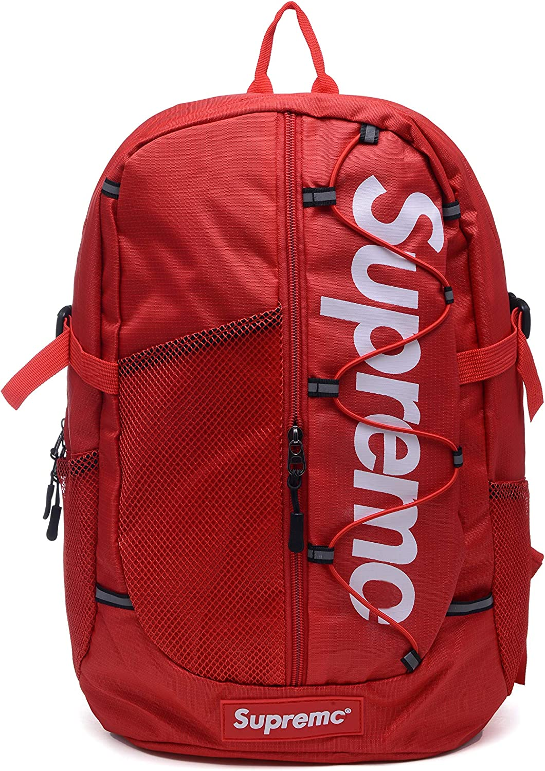 Black Supremes Outdoor Backpack Travel Bag for Gym Sport Hiking Unisex AdultCasual Casual Daypack