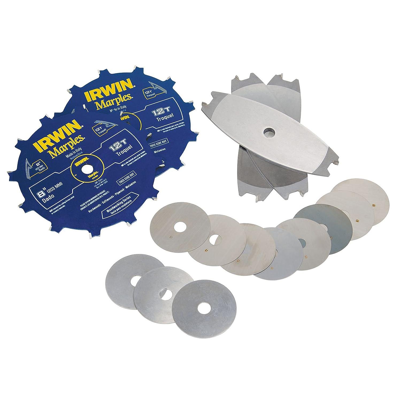 Irwin Tools1811865 Marples 8-Inch Stack Dado Blade