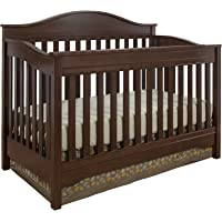Eddie Bauer Langley 3-in-1 Convertible Crib (Walnut)