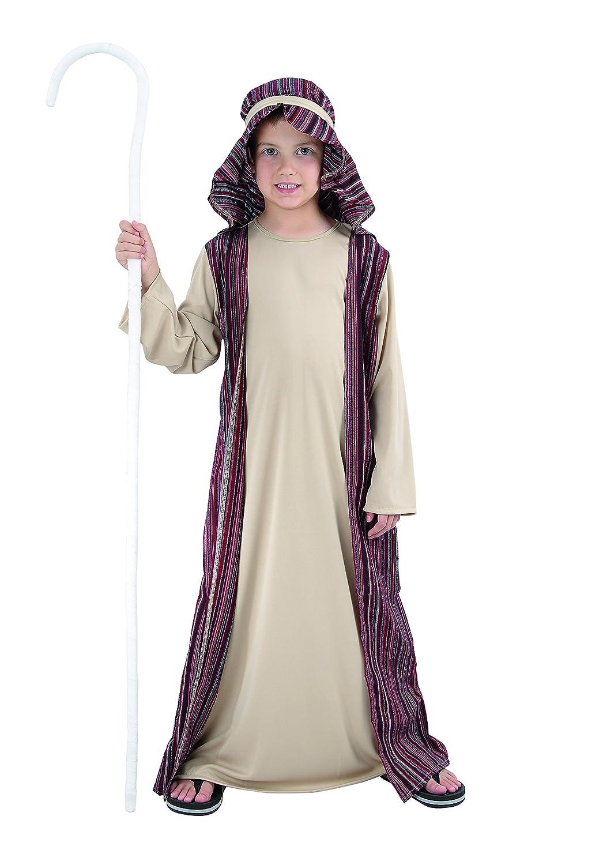 FIORI PAOLO - San José/Reyes Magos/Virgen Maria disfraz niño ...