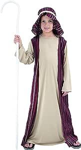 FIORI PAOLO – San José/Reyes Magos/Virgen Maria disfraz niño San ...