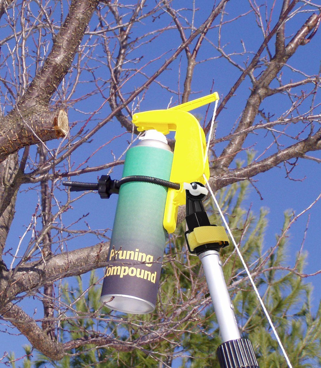 4Most Innovations GSP0205 Gotcha Sprayer Pro Aerosol Spray Can Extension Pole Adapter by 4most Innovations (Image #3)