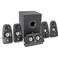 Logitech Z506 Surround Sound Speakers, negro 150 W