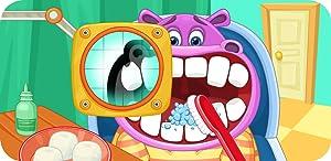 Children doctor : dentist. from yovogames
