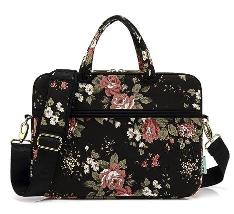 Amazon.com: Kayond Watercolor Orchid - Bolsas de hombro para ...