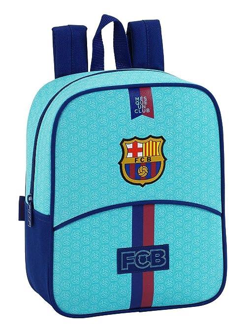 ba475607dd84a Safta Mochila F.C. Barcelona 2ª Equipacion 17 18 Oficial Mochila Infantil  220x100x270mm