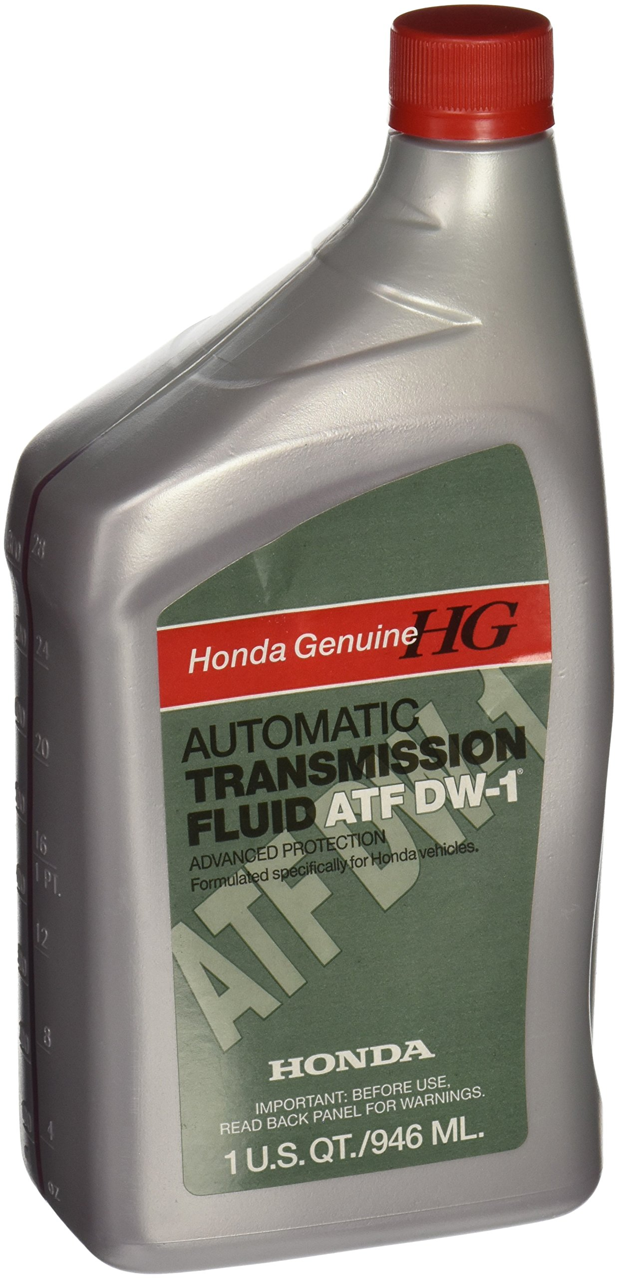 Honda 08200-9008 DW1 Automatic Transmission Fluid ATF-6 Pack by Honda