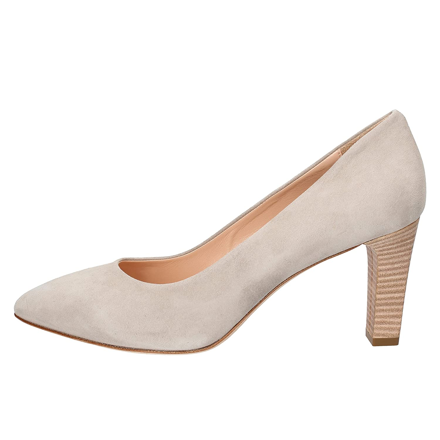 - CALPIERRE Pumps-shoes Womens Suede Grey