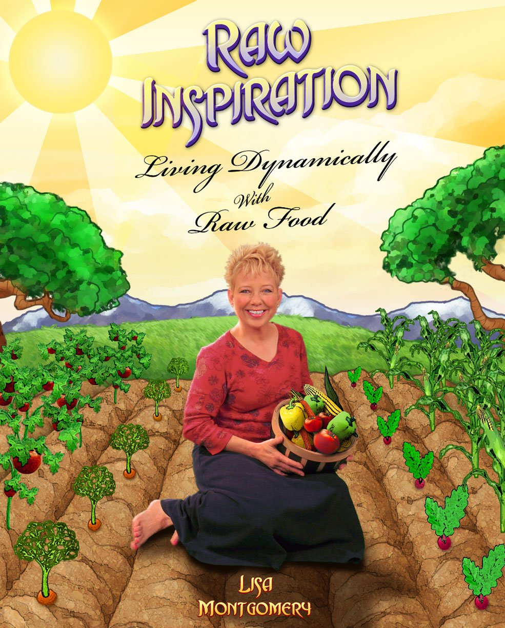 Download Raw Inspiration: Living Dynamically With Raw Food PDF