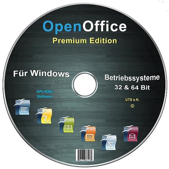 64 bit open office