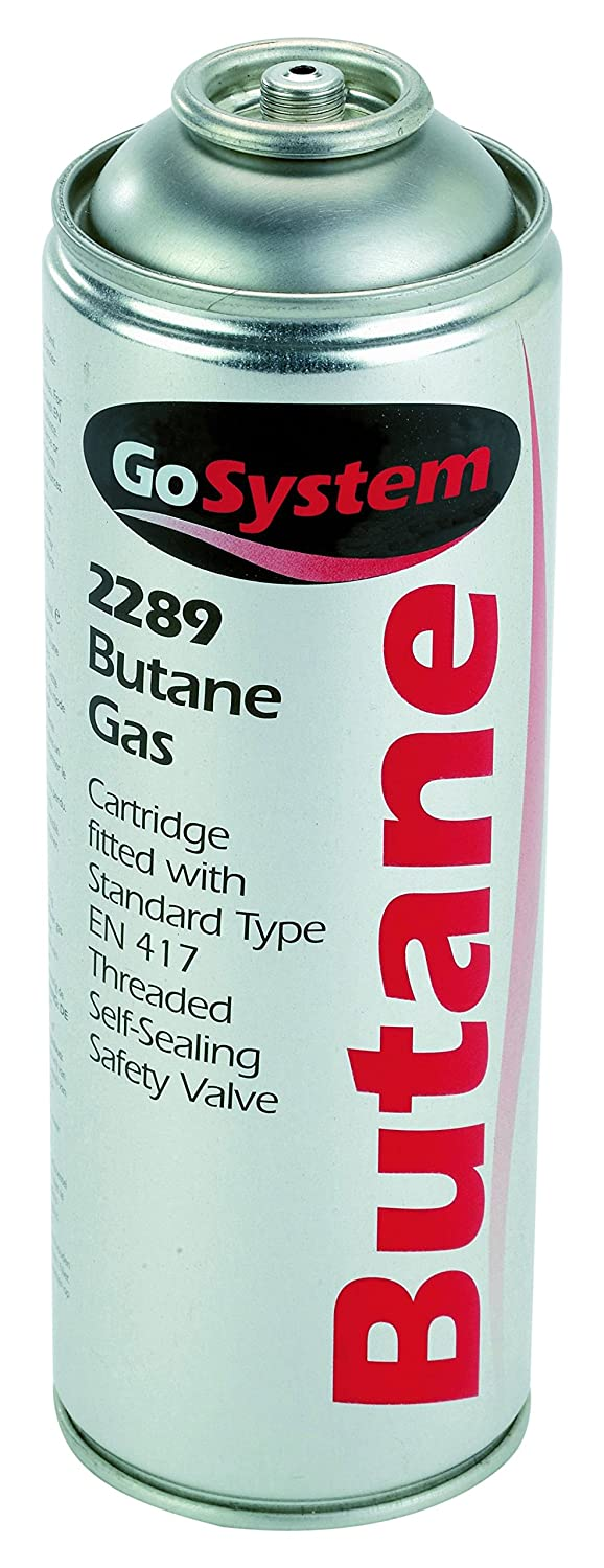 GoSystem Butane Gas Cartridge 277 g 2289
