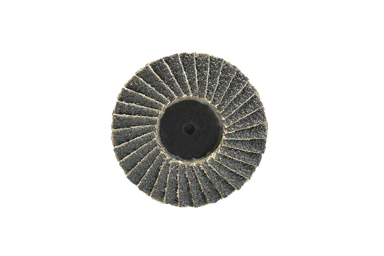 K-T Industries 5-7840 2 x 40 Grit Blue Zirconia Mini Flap Disc