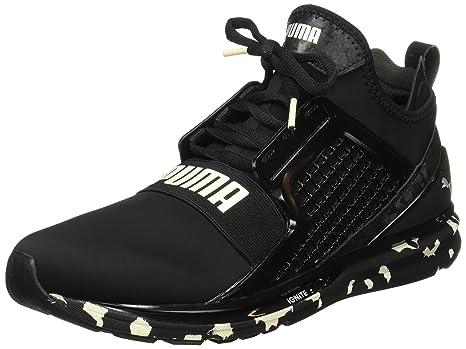 Puma Scarpe Sneaker IGNITE Limitless Swirl Uomo Nero