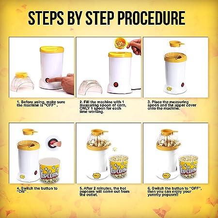 corn coffee procedure