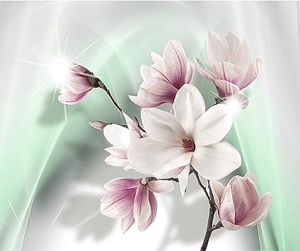 Decomonkey Fototapete Blumen Magnolie 350x256 Cm Xxl Design Tapete Fototapeten Vlies Tapeten Vliestapete Wandtapete Moderne Wand Schlafzimmer Wohnzimmer Natur Pflanzen Amazon De Baumarkt