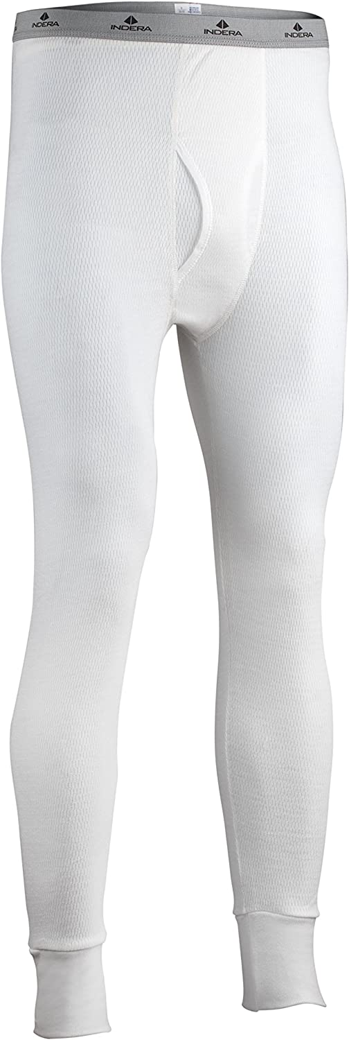 Indera Mens Icetex Cotton Outside//Fleeced Polyester with Silvadur Inside Pant