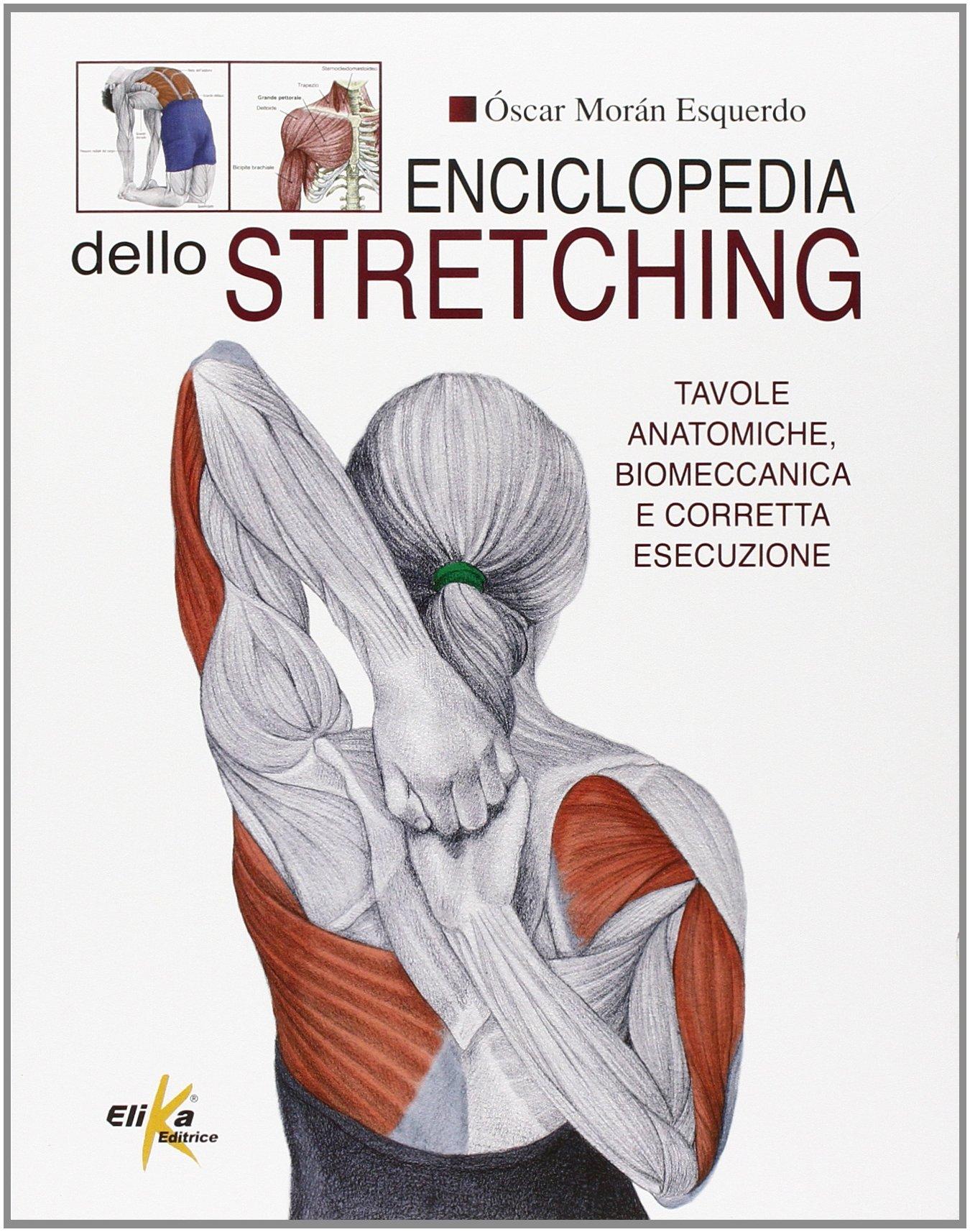 Enciclopedia dello stretching di Óscar M. Esquerdo | Bar