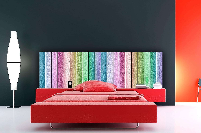 Cabezales de tela cabeceros de cama llamativos una vez - Cabezales de cama de madera ...