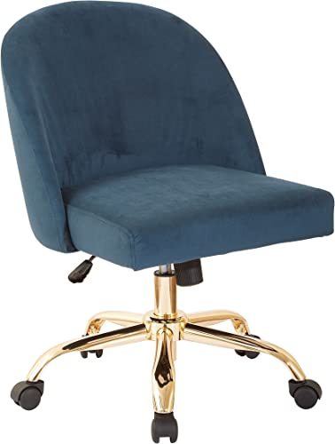 OSP Home Furnishings Layton Mid Back Office Chair