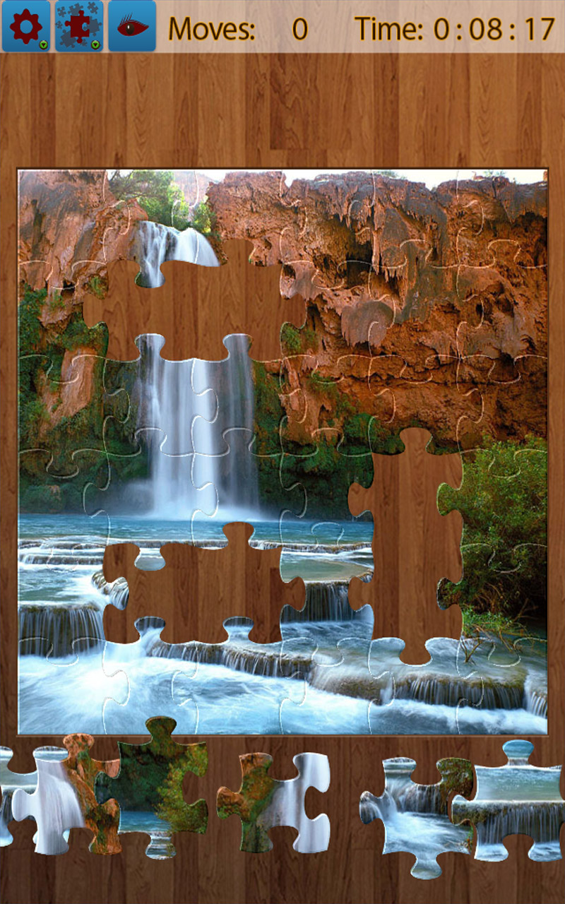Landscape Jigsaw Puzzles: Amazon.com.au: Appstore for Android
