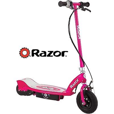 Razor E100 Electric Scooter - Daisy : Sports & Outdoors