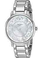 kate spade new york Silvertone Gramercy Scallop Stainless Steel Watch