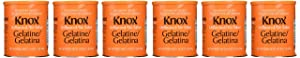 Knox Original Unflavored Gelatin, 16-Ounce Cans (Pack of 2)