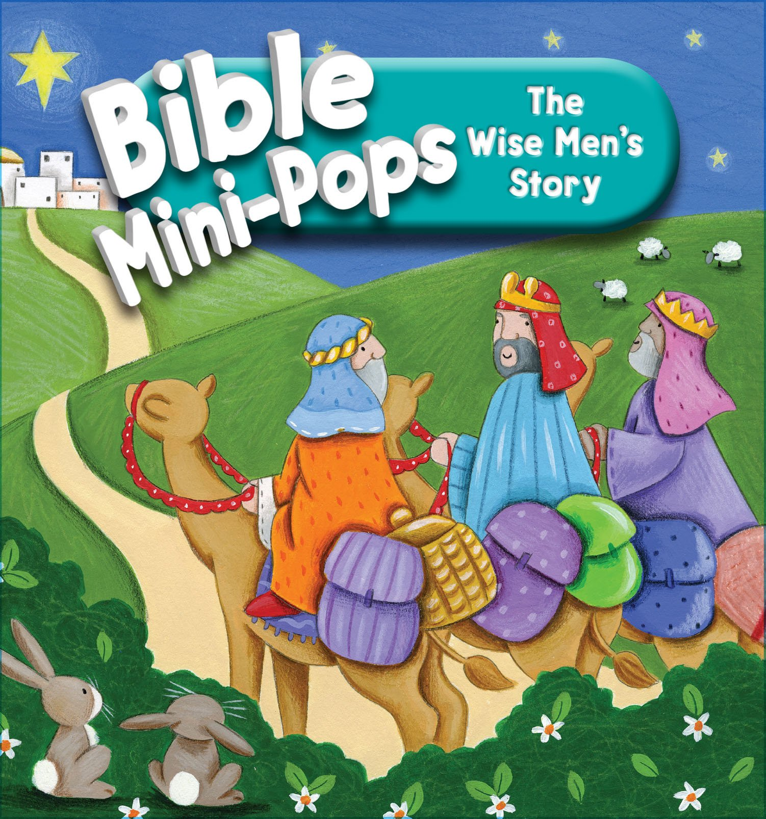 Download The Wise Man's Story (Bible Mini-Pops) pdf