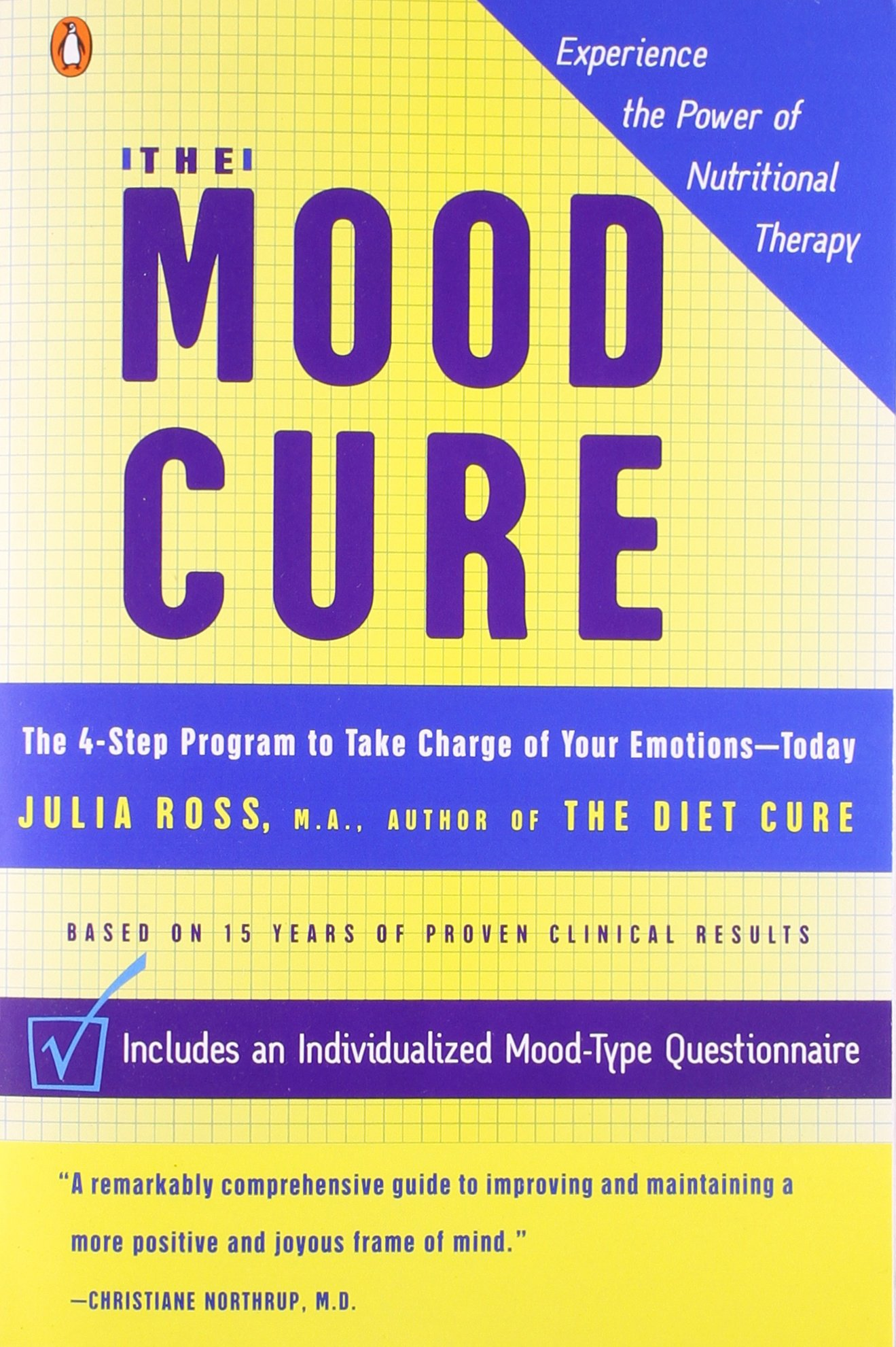 Mood Cure 4 Step Program Emotions Today product image