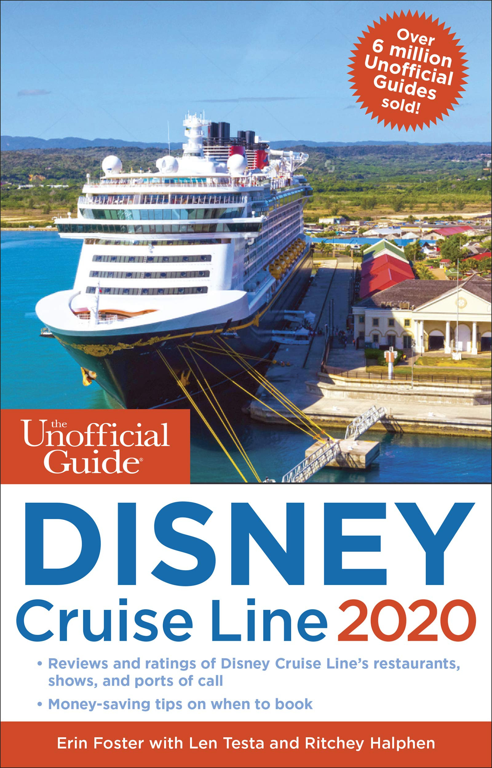 Disney Cruise 2020.The Unofficial Guide To The Disney Cruise Line 2020