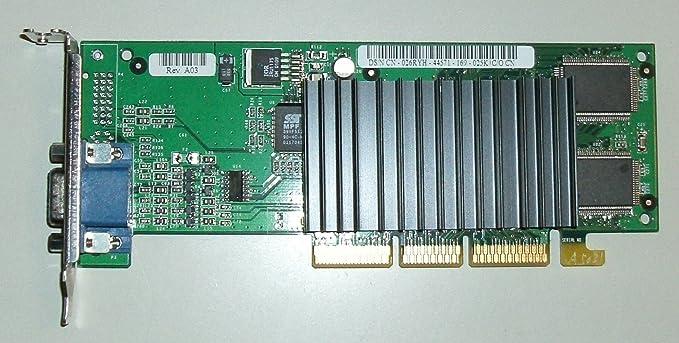 Amazon.com: DELL - Dell TnT2 16MB VGA-AGP Short Bracket ...