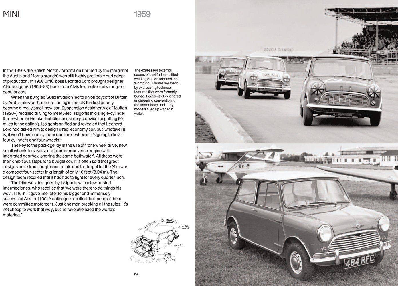 Fifty Cars That Changed The World Fifty Conran Octopus Design