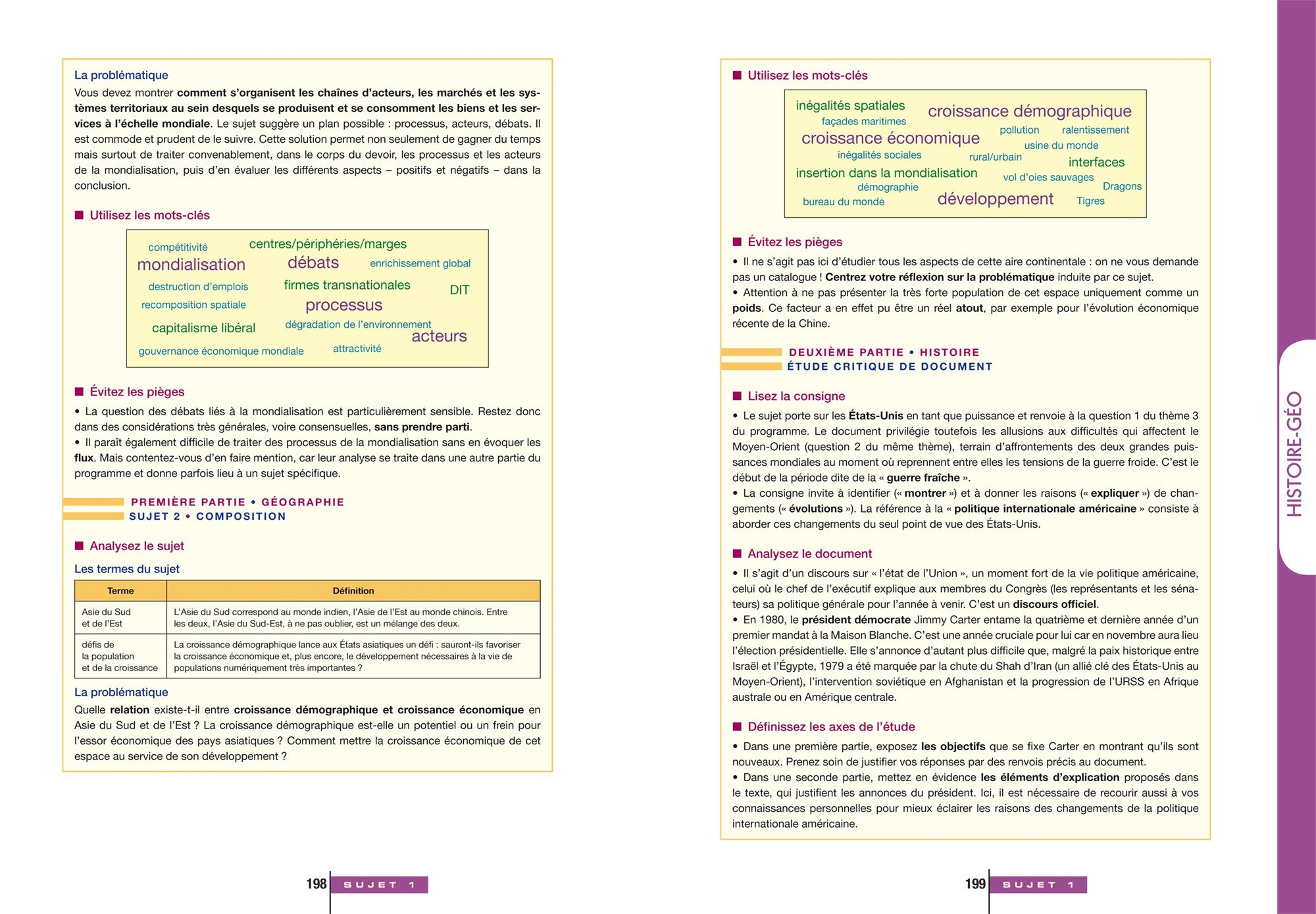 Annales Annabac 2018 Lintégrale Bac ES: sujets et corrigés en maths, SES, histoire-géographie, philosophie et langues: Amazon.es: Martine Salmon, ...