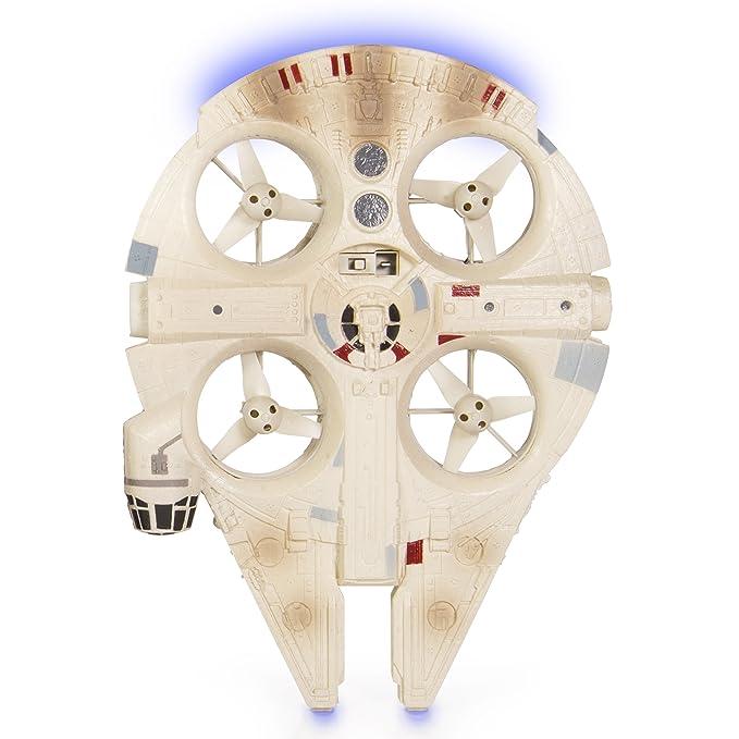 Air Hogs 6024695 – Juego Halcón Milenario de Star Wars, por ...