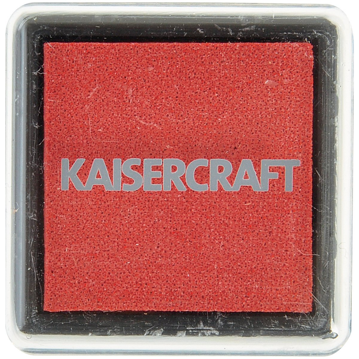 Kaisercraft Ink Pad, 1.5x1.5-Inch, Red IP734